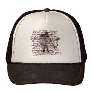 Armor of God, Ephesians 6:10-18, Christian Soldier Trucker Hat