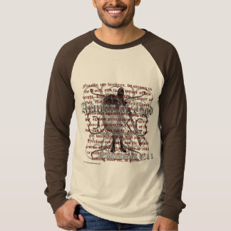 Armor of God, Ephesians 6:10-18, Christian Soldier T-Shirt
