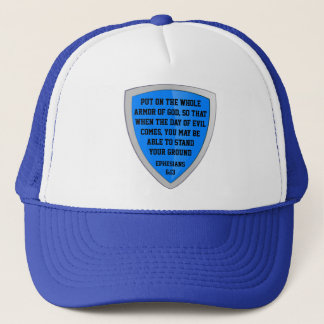 armor of God hat