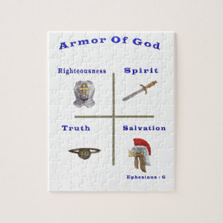 Armor of God products Jigsaw Puzzle