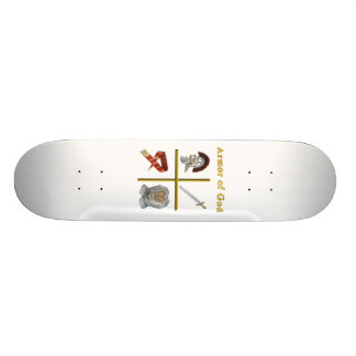 Armor of God products Skateboard Deck