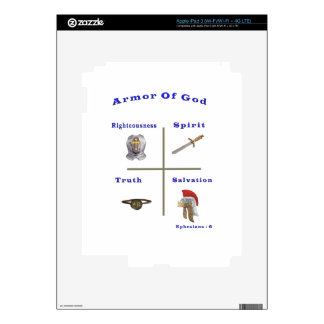 Armor of God products iPad 3 Decal