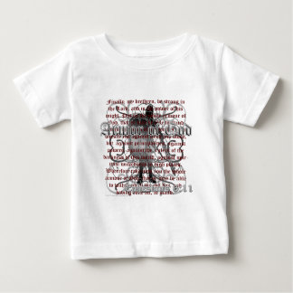Armor of God Soldier Baby T-Shirt