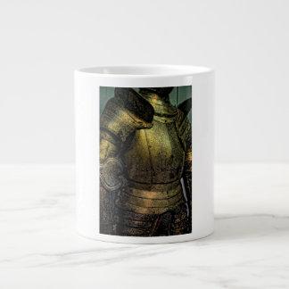 Armor of Medieval Knight Giant Coffee Mug