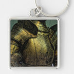 Armor of Medieval Knight Key Chain