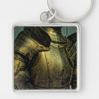 Armor of Medieval Knight Keychain