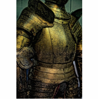 Armor of Medieval Knight Statuette