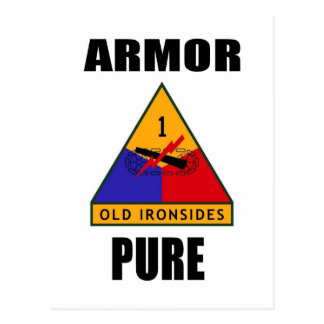 ARMOR PURE POST CARDS