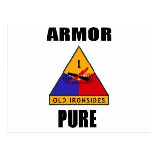 ARMOR PURE POSTCARDS