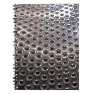 Armor Spiral Notebook