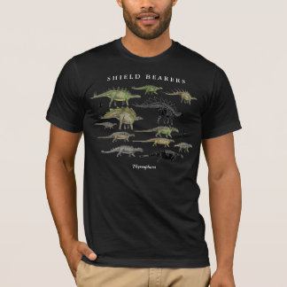 Armored Dinosaur Shirt Gregory Paul