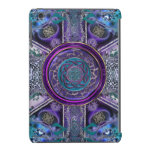 Armored Fractal Tapestry Celtic Knot iPad Air Case
