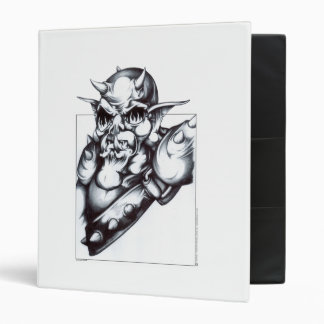 Armored Orc 3 Ring Binder