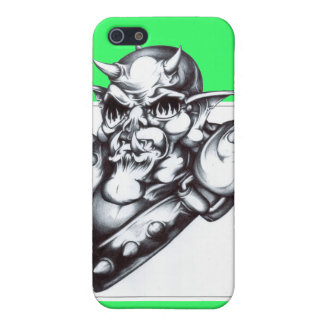 Armored Orc Case For iPhone SE/5/5s