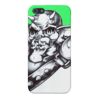 Armored Orc Cover For iPhone SE/5/5s