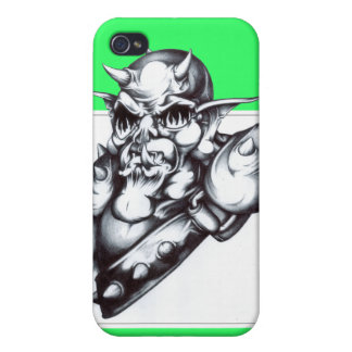 Armored Orc iPhone 4/4S Cases