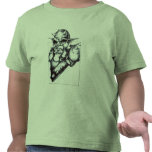 Armored Orc T Shirts