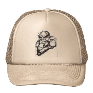 Armored Orc Trucker Hat