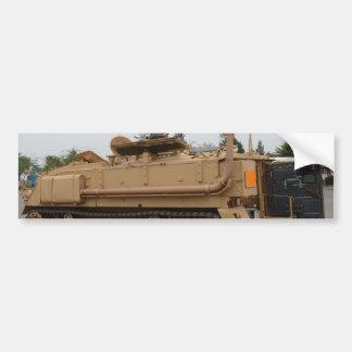 Armored Personnel Carrier Car Bumper Sticker
