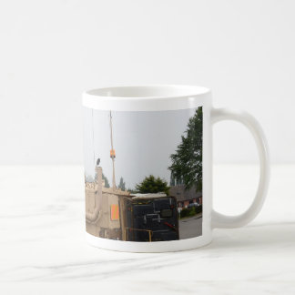 Armored Personnel Carrier Coffee Mug