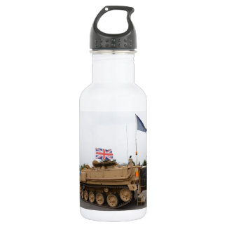 Armored Personnel Carrier 18oz Water Bottle