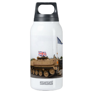 Armored Personnel Carrier 10 Oz Insulated SIGG Thermos Water Bottle