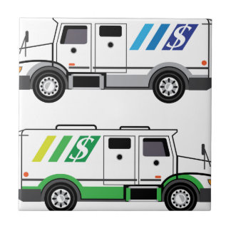 Armored security Vehicle Ceramic Tile