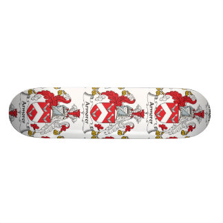 Armorer Family Crest Skateboard Decks