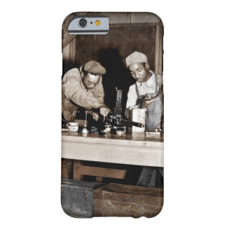Armorers Checking Weapons Barely There iPhone 6 Case