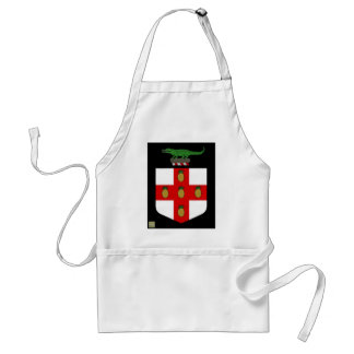 Armorial Adult Apron