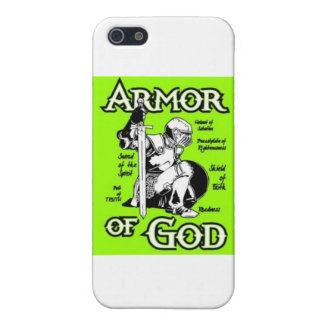 ArmorOfGod iPhone SE/5/5s Case
