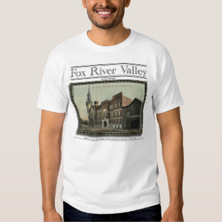 Armory and Presbyterian Church T Shirt