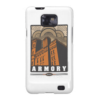 Armory Galaxy SII Cover