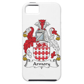 Armory Family Crest iPhone 5 Cover
