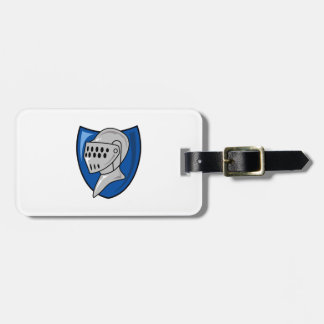 ARMOUR AND SHIELD TAGS FOR LUGGAGE