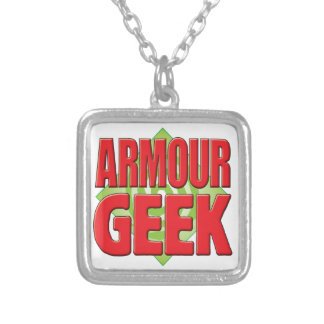 Armour Geek v2 Necklace