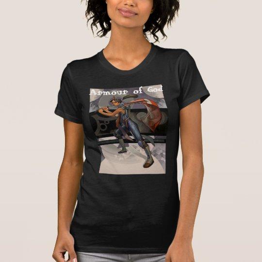 Armour of God-Female T-Shirt