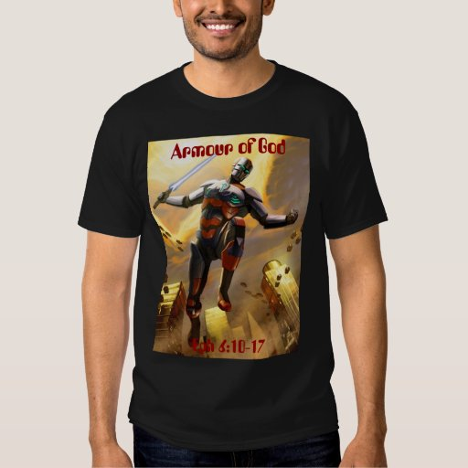 Armour of God- The Future Tee Shirts