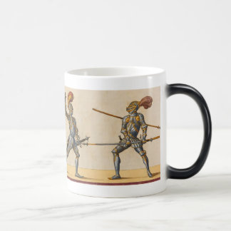 Armoured Knight  magic coffee cup
