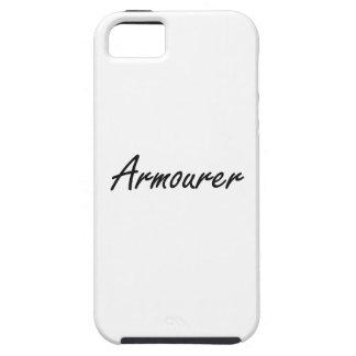 Armourer Artistic Job Design iPhone 5 Cases