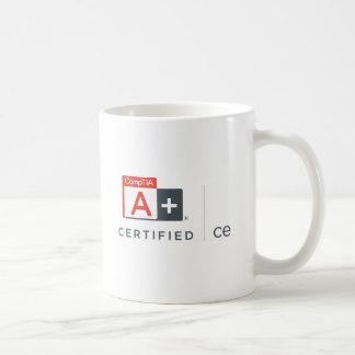 ARMP A+ Certificado Tazas De Café