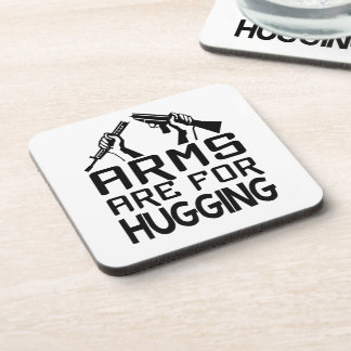 Arms Are For Hugging custom coasters