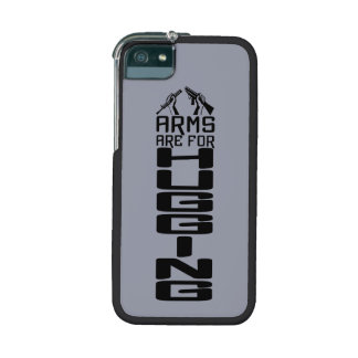 Arms Are For Hugging custom iPhone cases iPhone 5/5S Case