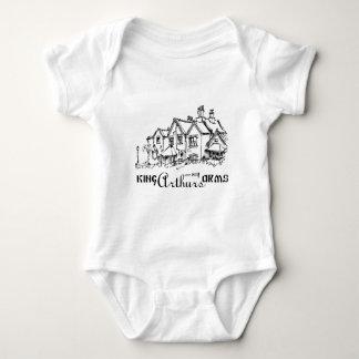 Arms de rey Arturo Body Para Bebé