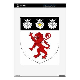Arms_of_Baron_Ampthill Calcomanías Para iPad