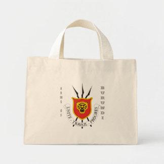 Arms of BURUNDI Mini Tote Bag