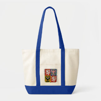Arms of CZECH REPUBLIC Tote Bag