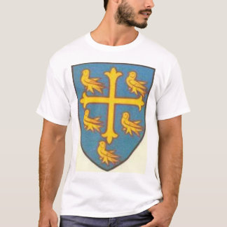 Arms of Edward The Confessor T-Shirt