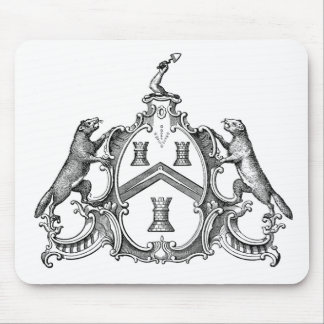 Arms of Grand Lodge of England - moderns Mouse Pad