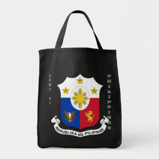 Arms of PHILIPPINES Tote Bag
